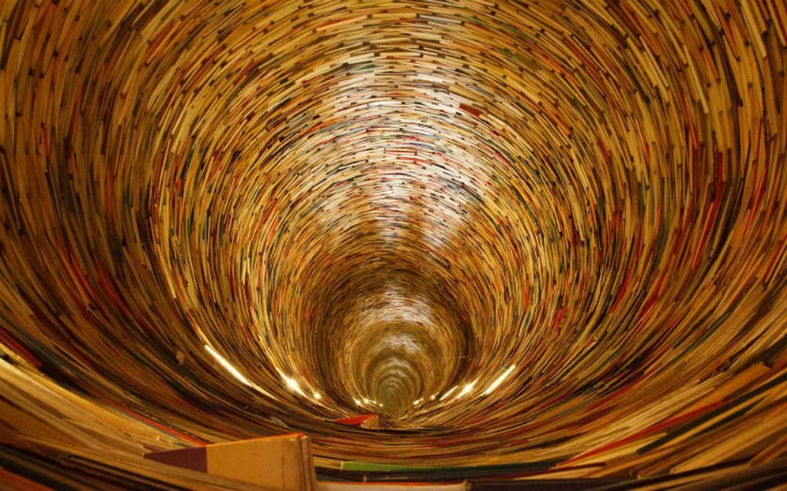 Libros, compañeros de viajes tenebrosos