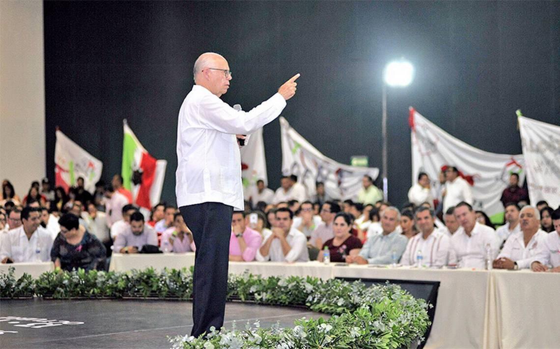 'Todavía no son los tiempos', reitera Narro sobre contender rumbo al 2018
