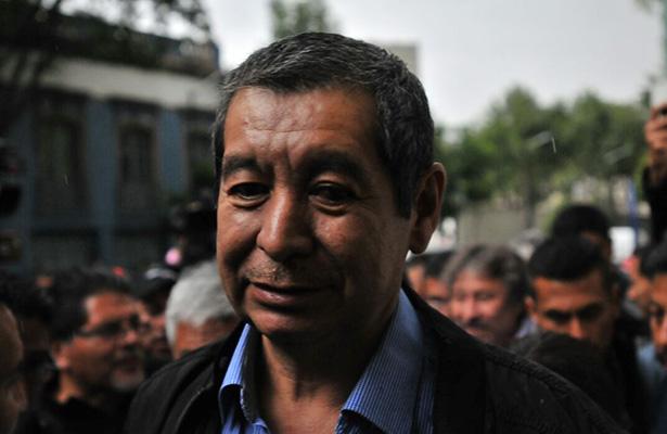Rúben Núñez se ampara por acusación de lavado de dinero