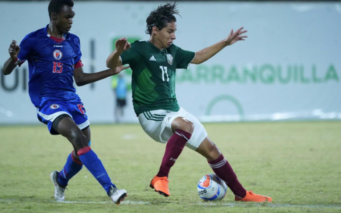 Tri no pudo con Haití y queda eliminado de Barranquilla 2018