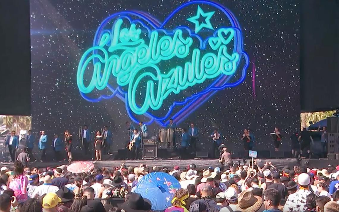 Desde Iztapalapa hasta Coachella: Así fue el show de Los Ángeles Azules