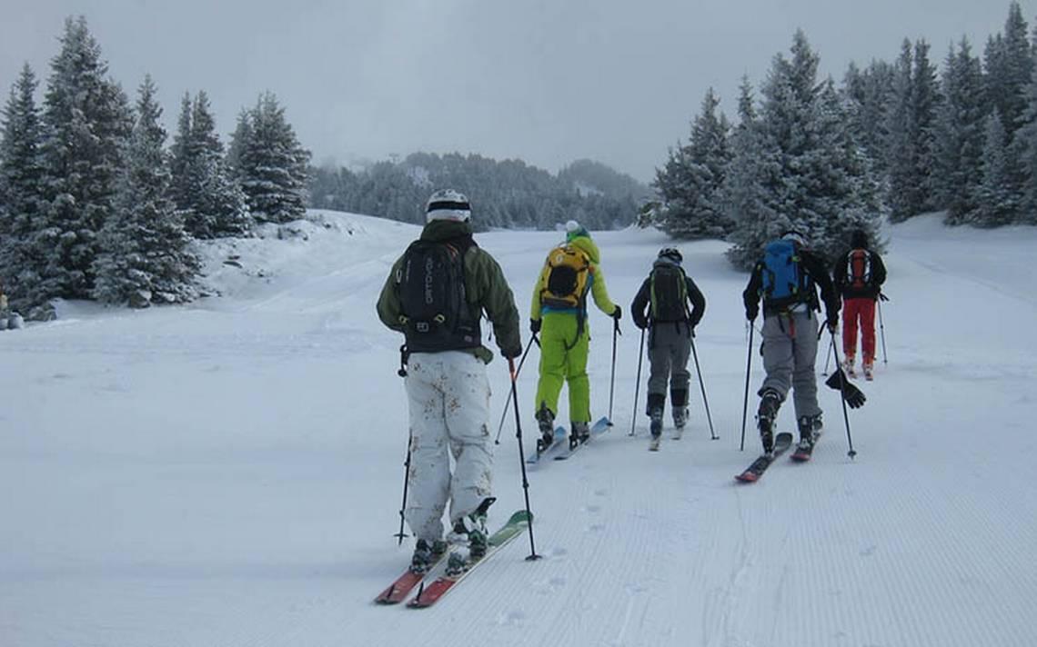 Cien personas quedan bloqueadas en estación de esquí francesa por una avería