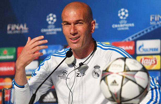 Zinedine Zidane en duda sobre su futuro