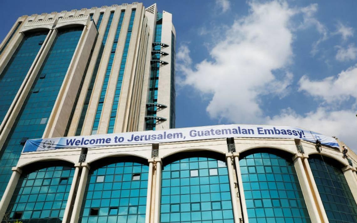 Guatemala también inaugura su embajada en Jerusalén