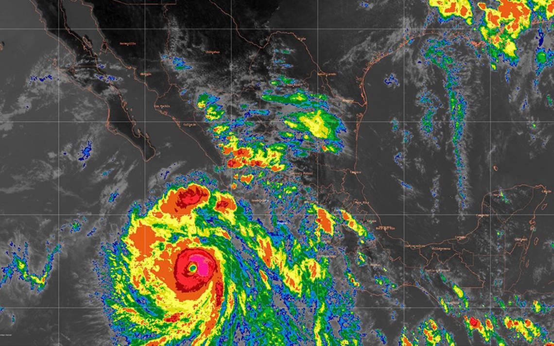 Activan Plan Marina preventivo en el Pacífico por riesgo del huracán Bud