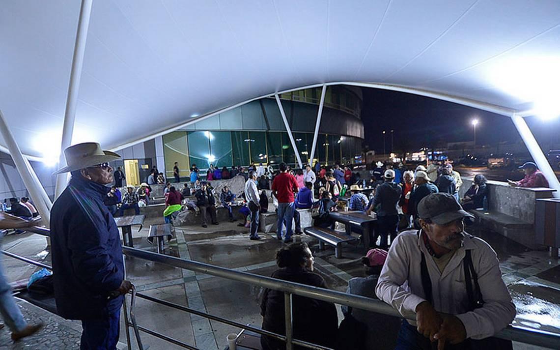 Sigue contingencia para sobrevivientes de avionazo en Durango