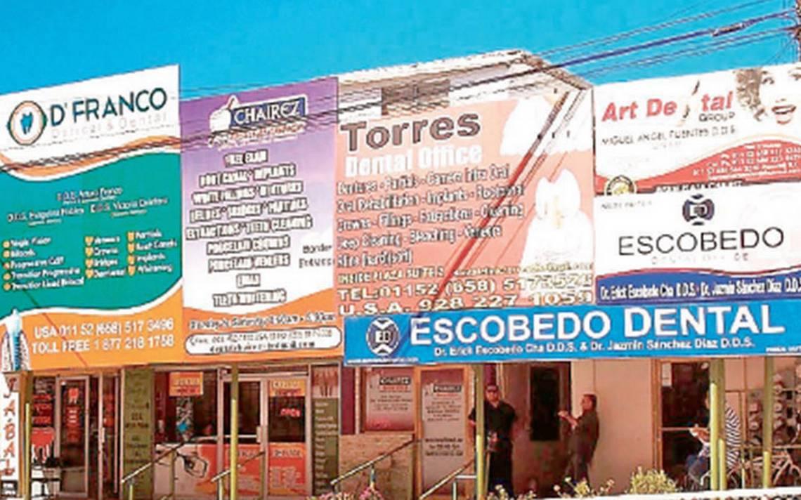 Los Algodones, cuna del turismo médico