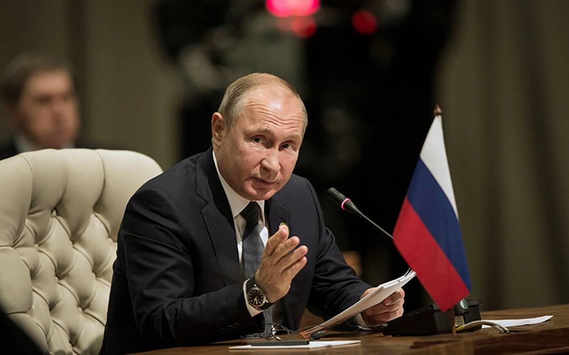 Estoy dispuesto a ir a Washington y Trump es bienvenido a Moscú: Putin