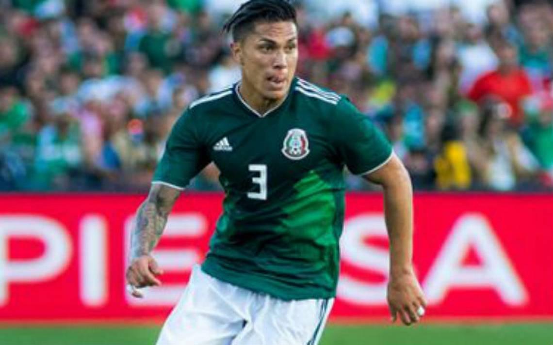 ¡Uno más! Carlos Salcedo, baja de la convocatoria para Fecha FIFA