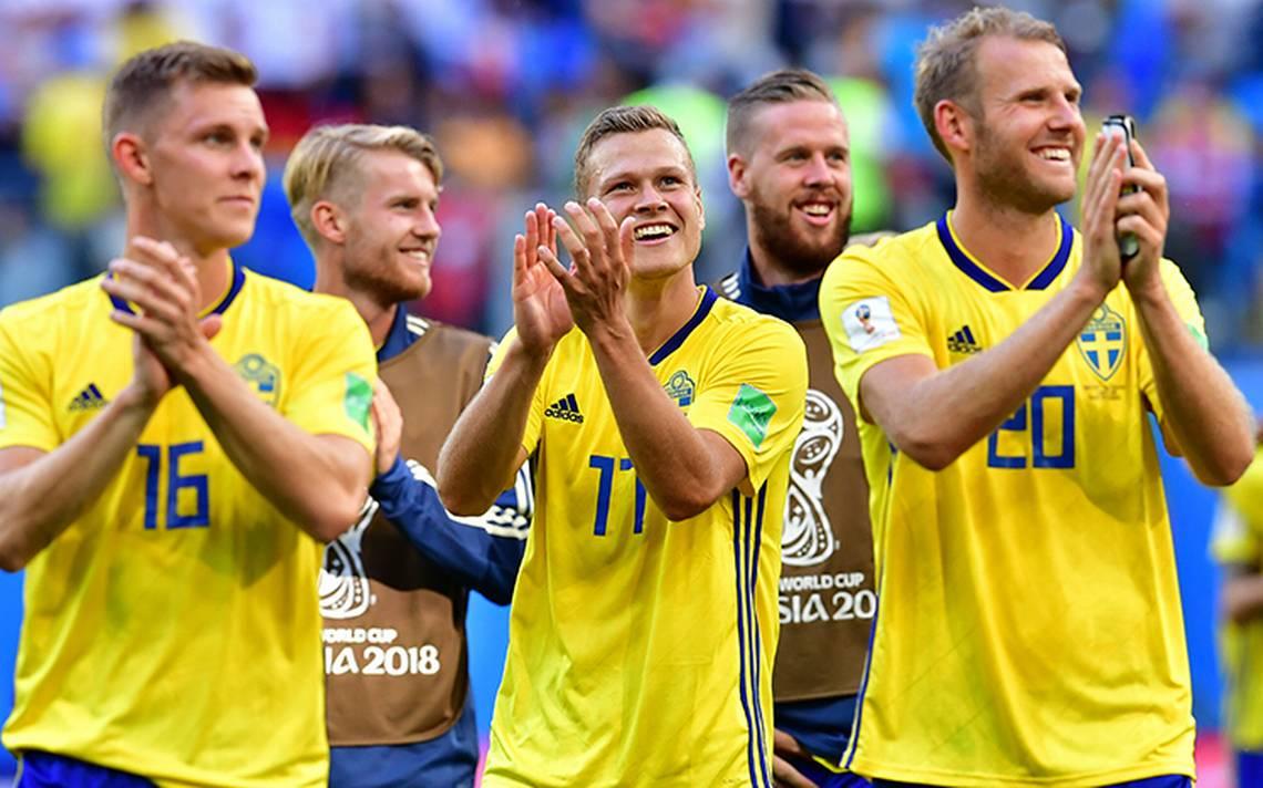 ¡Suecia está en cuartos! Los Vikingos echaron a Suiza de Mundial