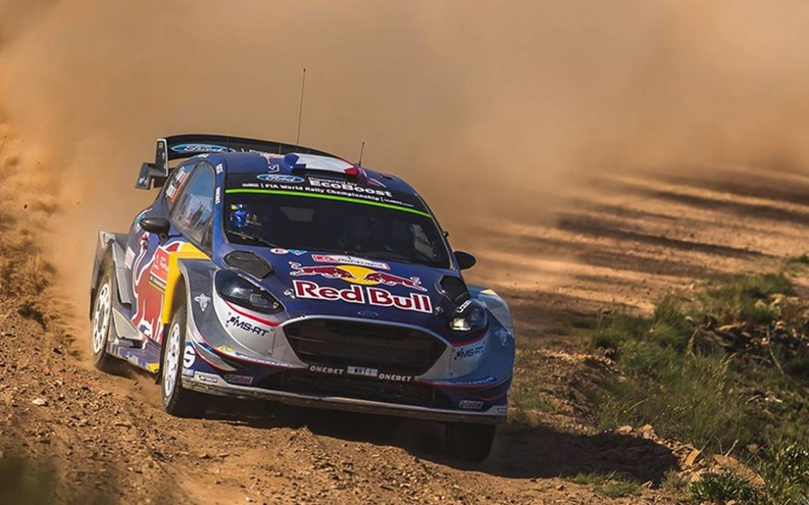 Sebastien Ogier, listo para pelear la corona del Rally Guanajuato México WRC