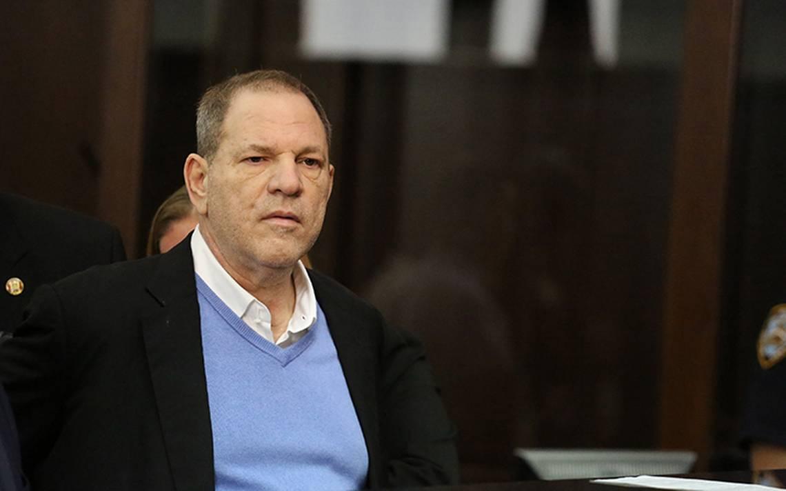 Gran jurado procesa a Harvey Weinstein por violación en primer y tercer grado