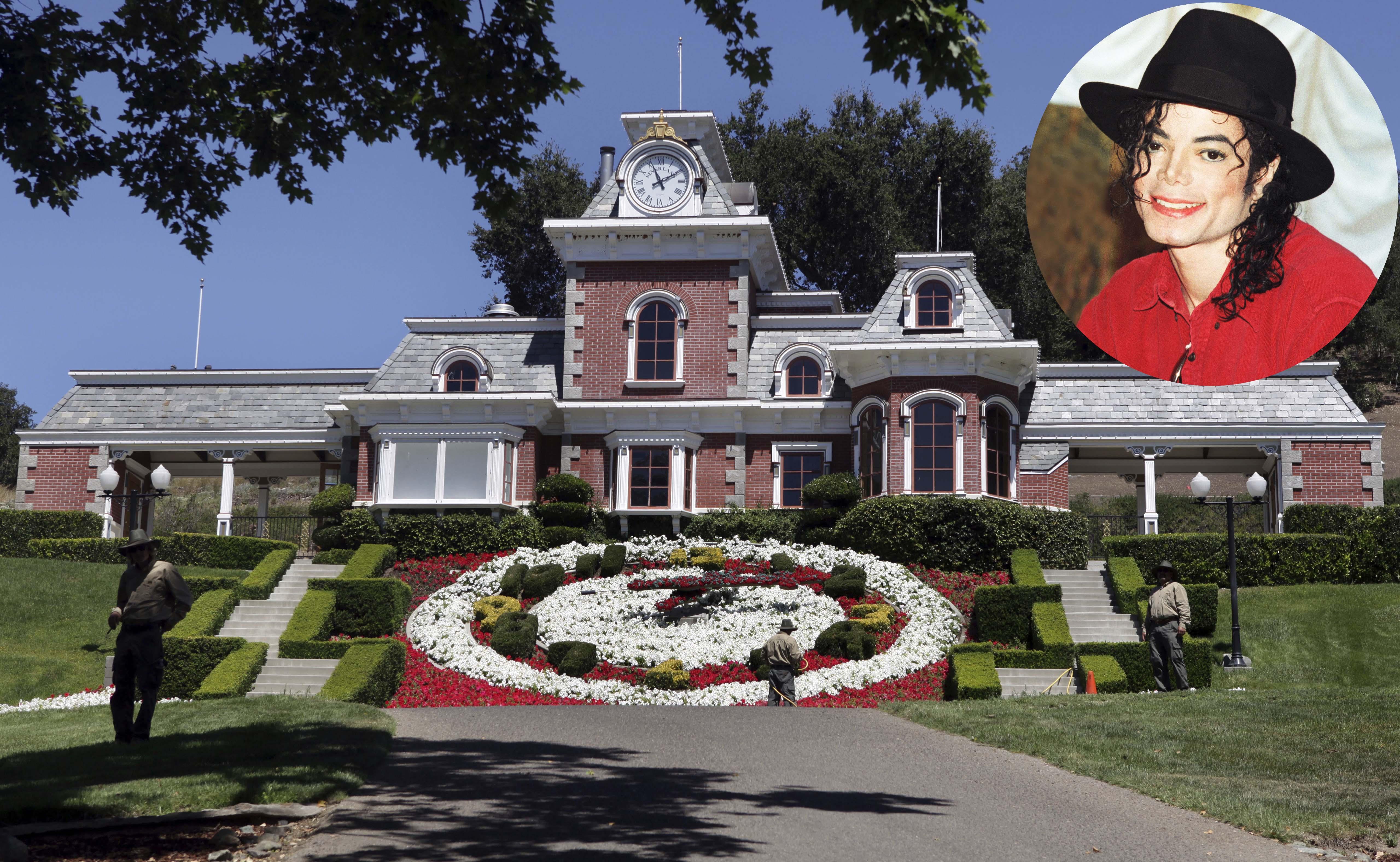 Rebajan más de 30 mdd el famoso rancho Neverland de Michael Jackson