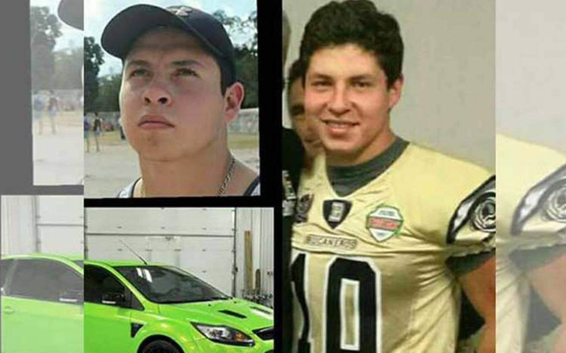 Asesinan a jugador de futbol americano; su padre se entera de su muerte en redes sociales