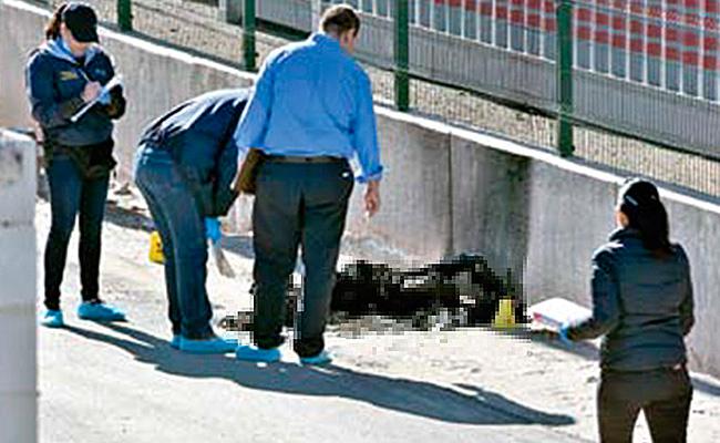 Suman cinco cuerpos calcinados en Mexicali