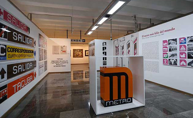 Inauguran el primer Museo del Metro en la CDMX