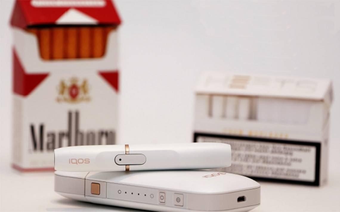 """Tabacalera Philip Morris sustituirá artículos por """"productos sin humo"""""""