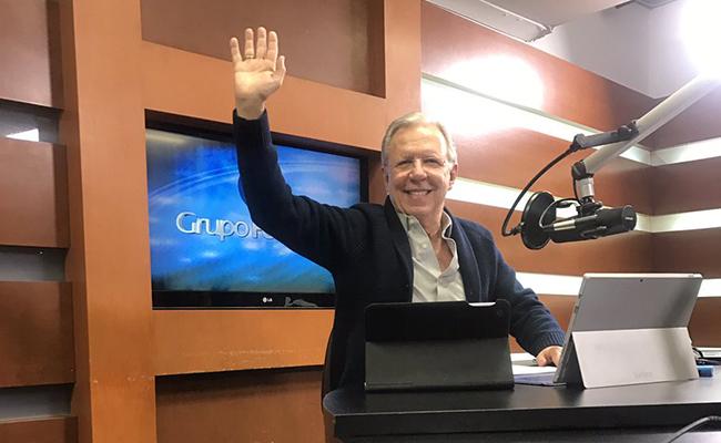 De vuelta López Dóriga, regresa a la Televisión