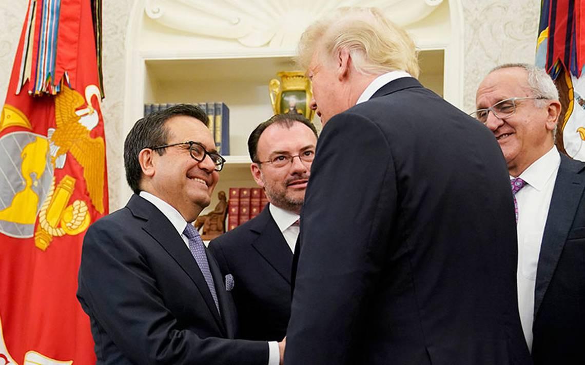 Viable tratado bilateral con Estados Unidos, asegura el CCE