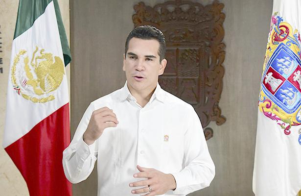 """Presenta Alejandro Moreno proyecto """"Unamos México"""""""