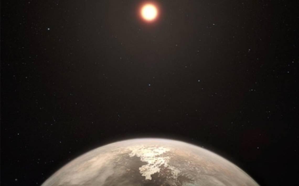 Así luce el nuevo planeta que podría albergar vida extraterrestre