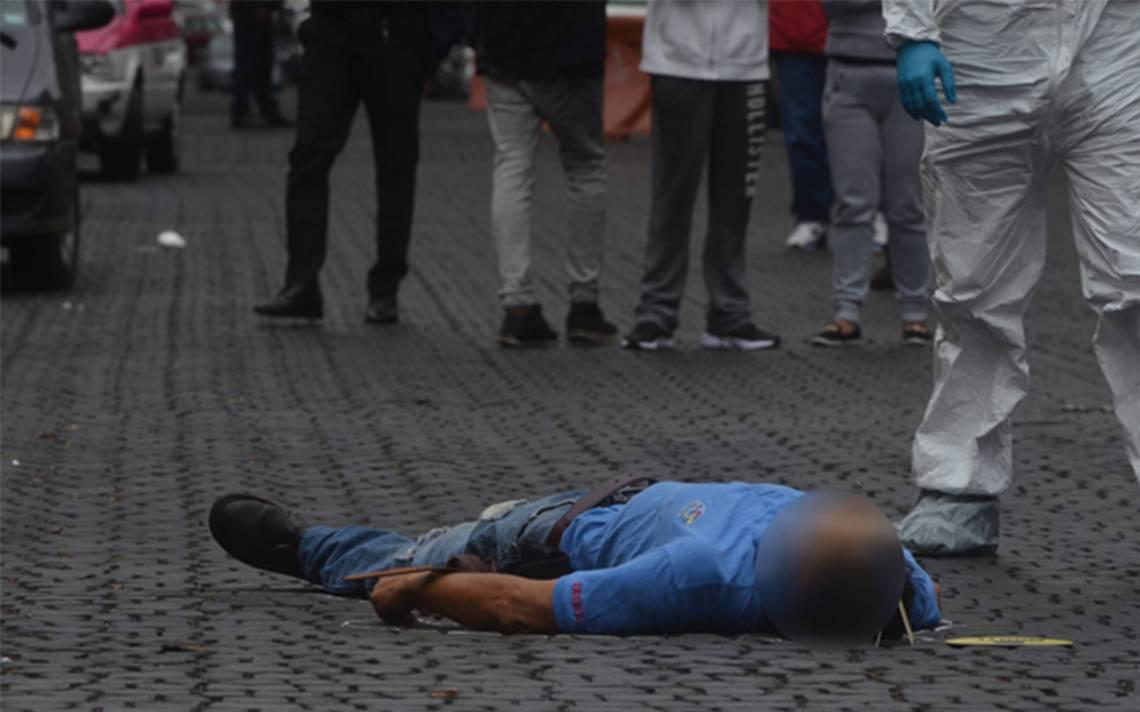 Franelero muere a balazos durante una riña por un estacionamiento