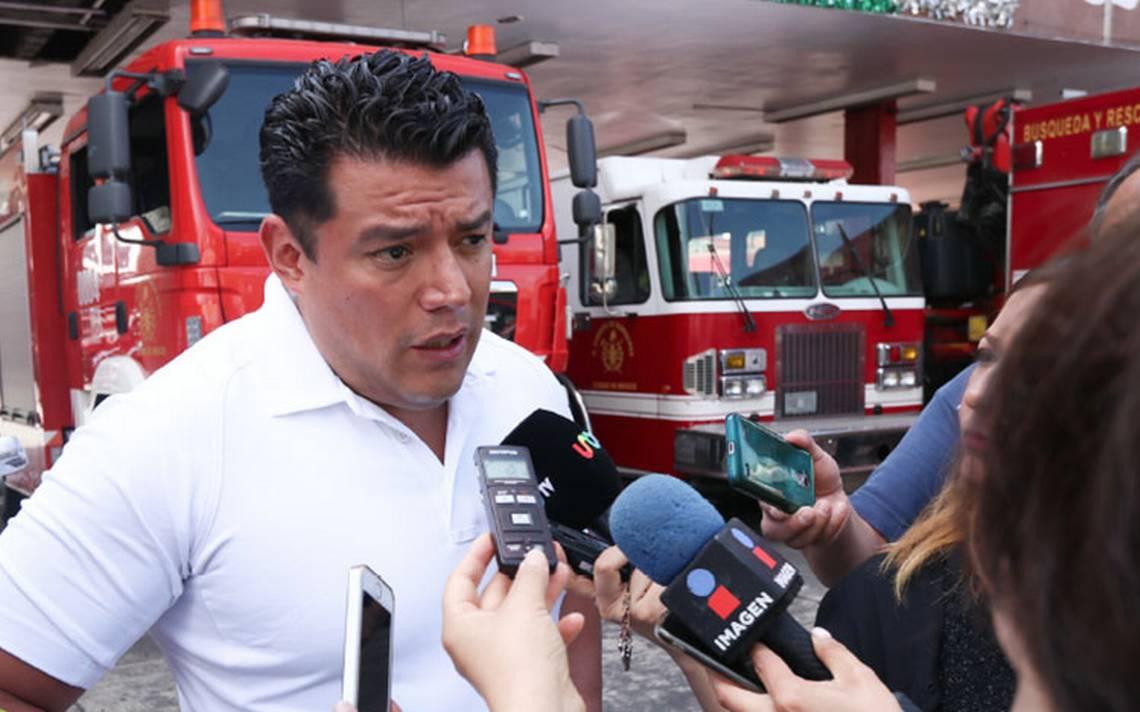 Bomberos exigen resguardar videos del asesinato de Javier García