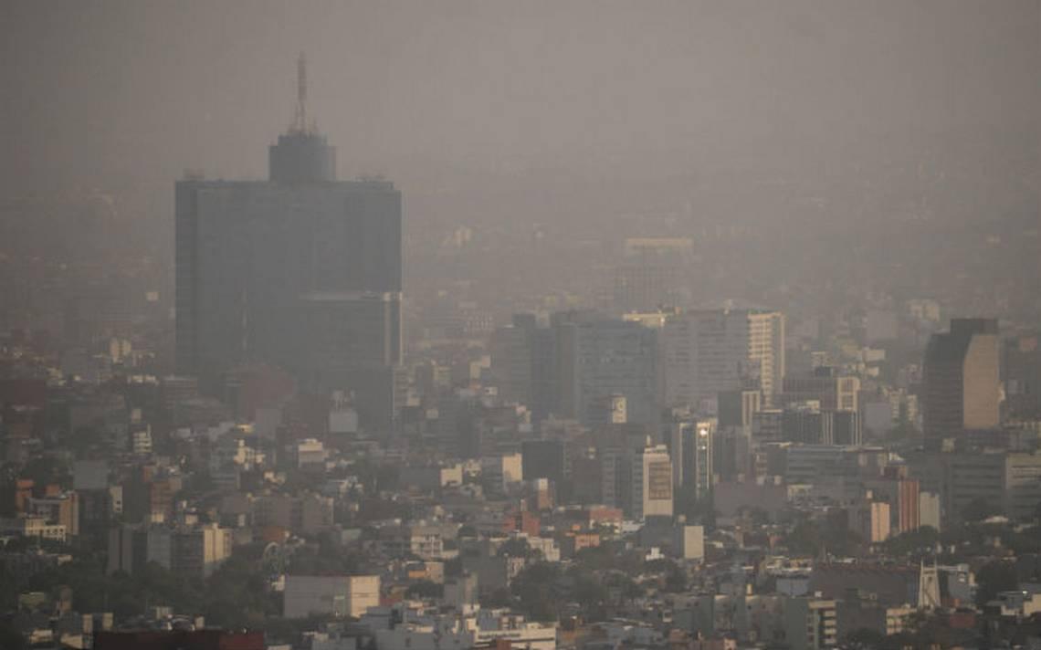 Se suspende Contingencia Ambiental en el Valle de México