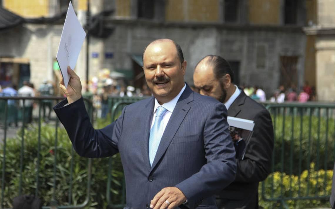 Denuncia gobernador lentitud para formular solicitudes de detención contra César Duarte