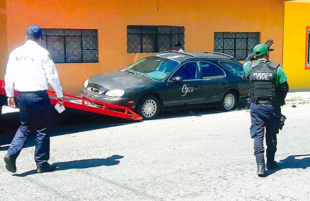 """Ponen en marcha operativo """"Veracruz Seguro"""" en Nogales"""