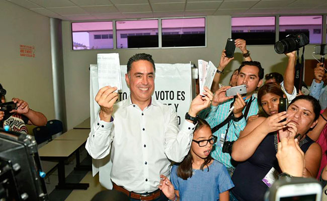 Tenemos pruebas e impugnaremos elecciones en Coahuila: Anaya