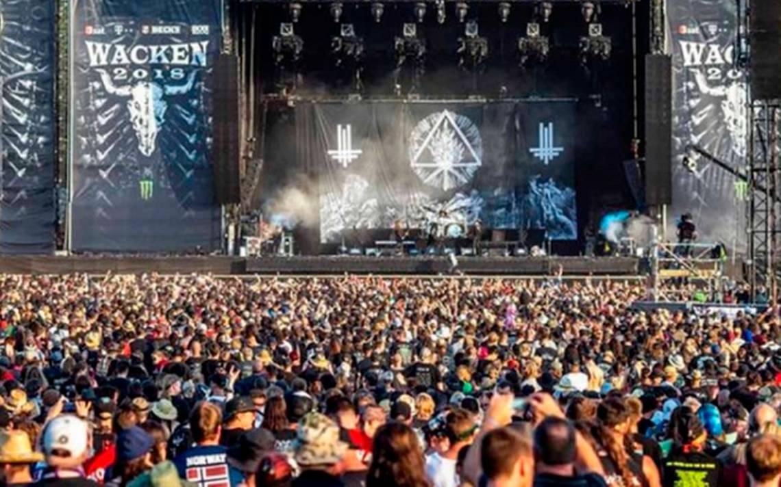 """Abuelos se """"fugan"""" de asilo para ir a festival de Heavy Metal"""