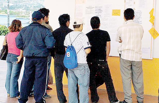 Tasa de desempleo disminuye en febrero de este año; se ubica en 3.5%