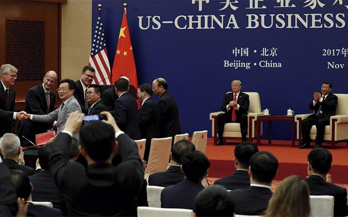 Trump prepara nuevas sanciones por apoyo de China a Norcorea