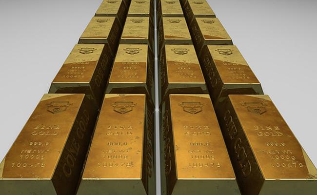 Oro gana 1.31% en la semana