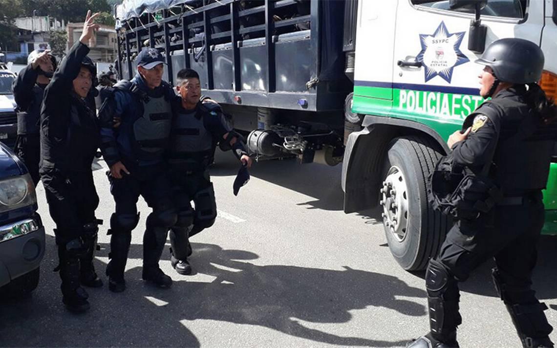 Dos muertos y 20 heridos tras desalojo en San Cristóbal, Chiapas