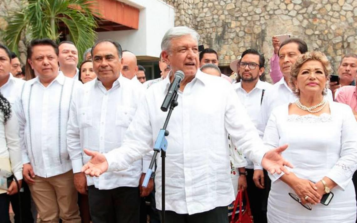 En Guerrero estarA? la SecretarA�a de Salud, afirma LA?pez Obrador