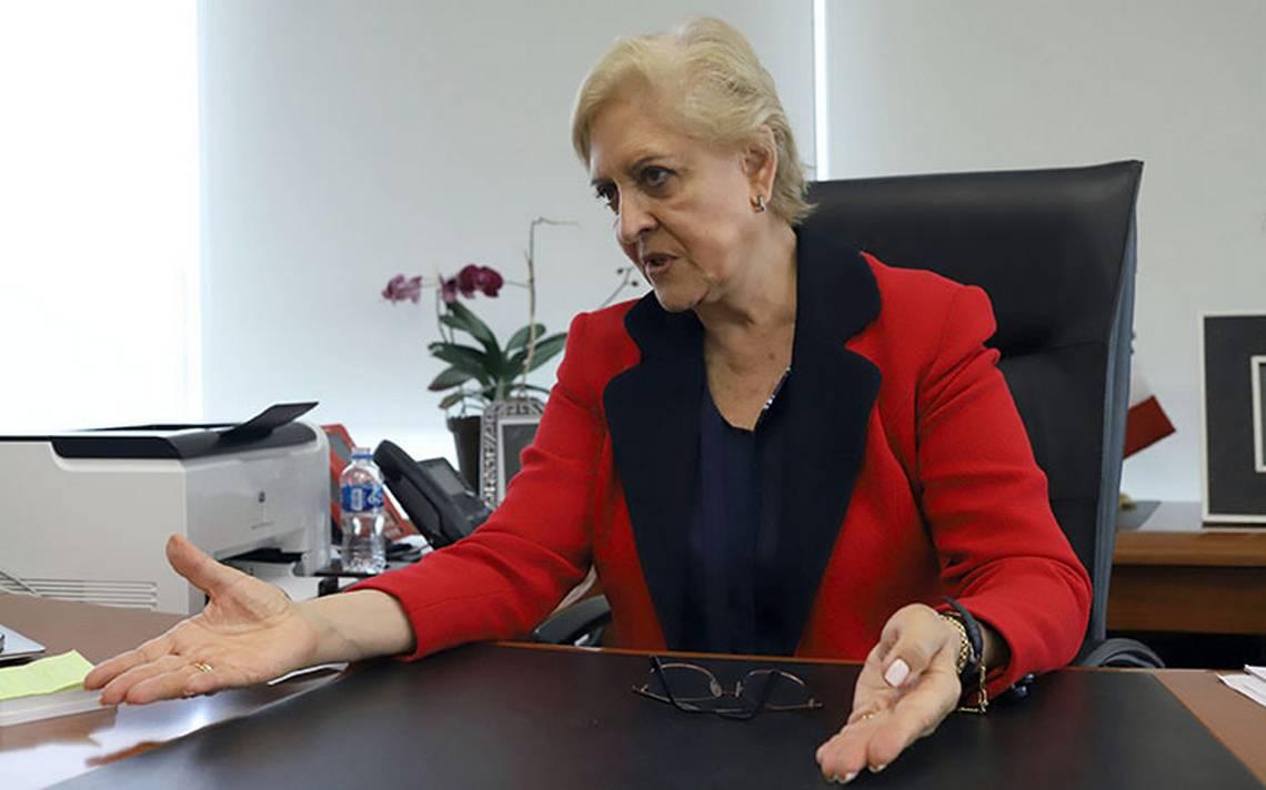 Austeridad tiene límites, se llama calidad y eficacia: Comisionada del INAI