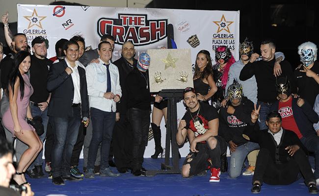 The Crash  se presenta en la Ciudad de México