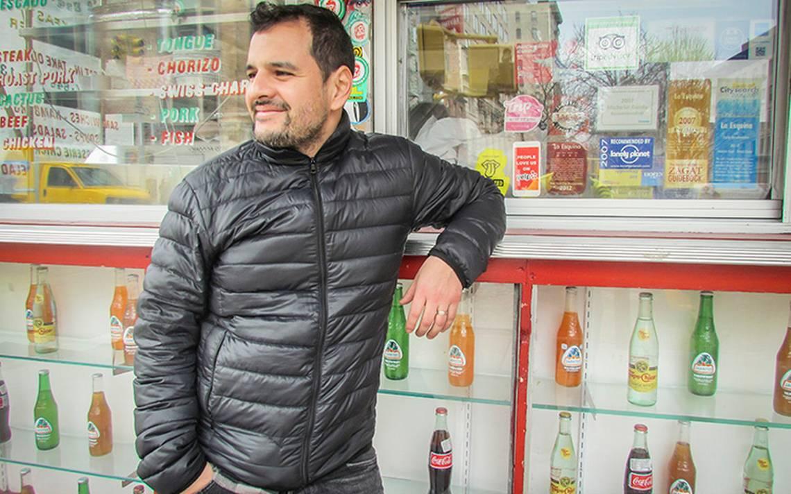 Fabián Gallardo descubre culturas con el toque delicioso de la gastronomía
