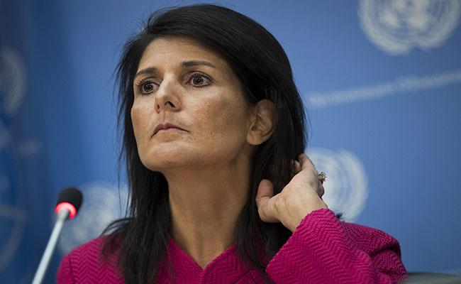 Trump sí cree en cambio climático: Embajadora en ONU
