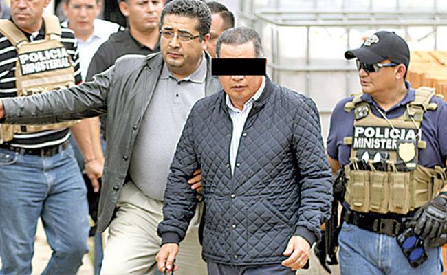 Flavino Ríos seguirá proceso judicial bajo arraigo domiciliario