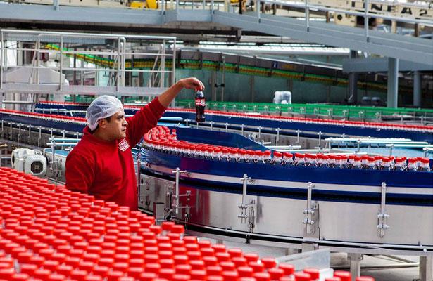 Embotelladora Arca planea aumentar 25% inversión en México