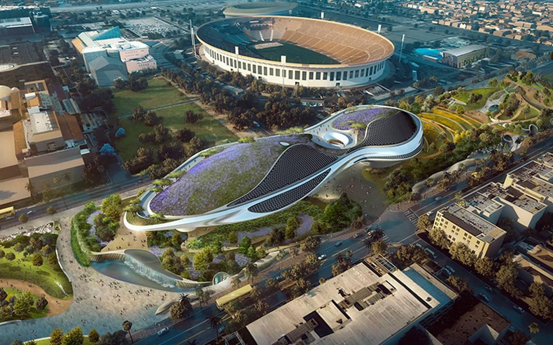 ¡Ya es oficial! George Lucas anuncia la construcción de su museo en Los Ángeles