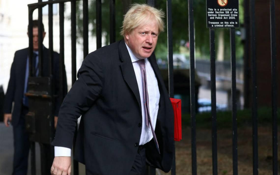 Boris Johnson dimite como ministro de Exteriores británico