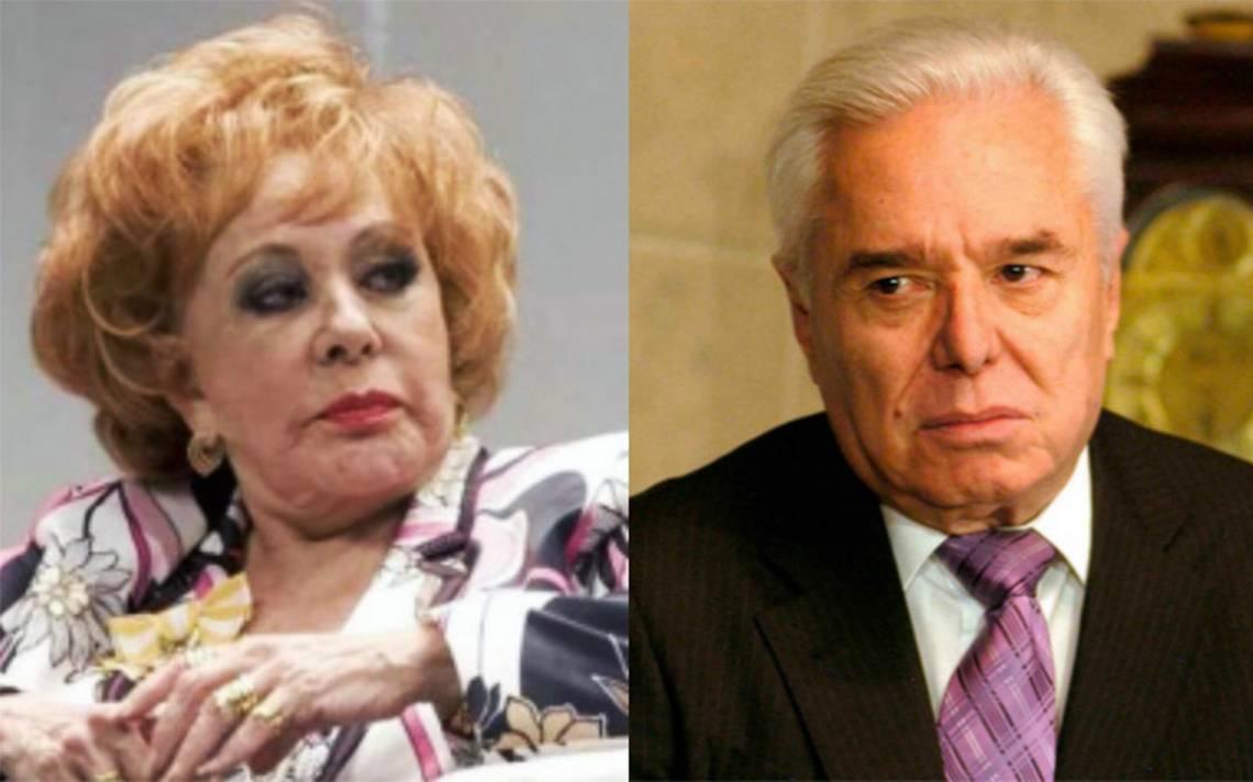 Enrique Guzmán no es importante, asegura Silvia Pinal para su bioserie