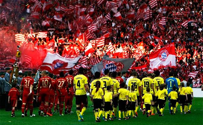 Bayern Munich busca ganar el clásico ante Borussia Dortmund