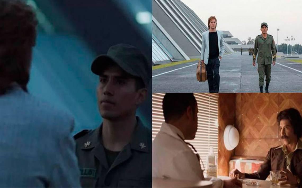 La Incondicional y el cadete Tello, lo mejor del sexto capítulo de Luis Miguel la Serie