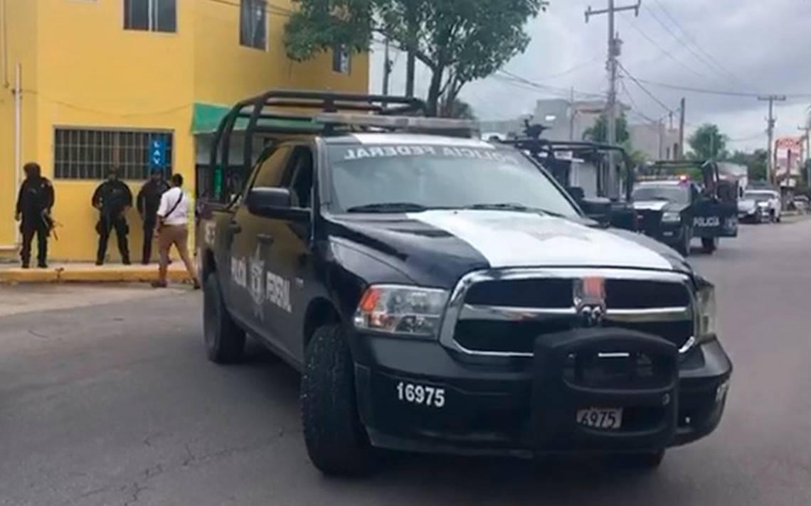 Detienen a ocho presuntos sicarios en Quintana Roo