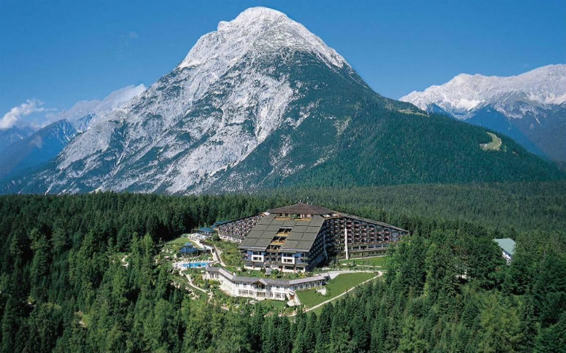Hoteles para excéntricos